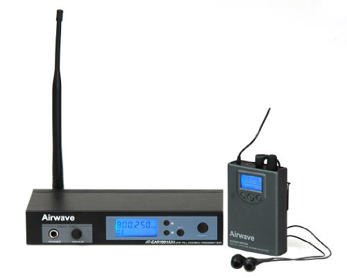 Airwave Technologies At-Ear1001 Wireless Microphones And Wireless Microphone Systems