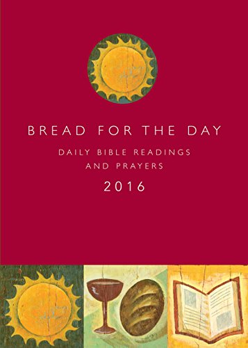 Bread for the Day 2016 (Sunday and Seasons) PDF