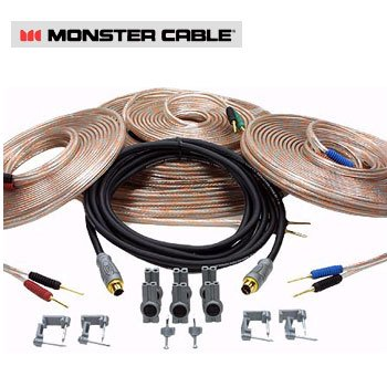 Monster Monster Home Theatre In A Box Hookup Kit - Monhtibk