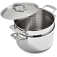 Sur La Table Tri-Ply Stainless Steel Stockpo