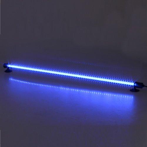 69 Led Aquarium Fish Bar Submersible Stick Strip Waterproof Light Lamp Blue