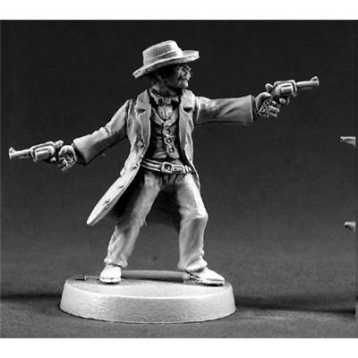 Reaper Miniatures 50023 Doc Holiday - 1