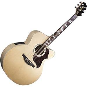 Takamine EG523SC Jumbo Cutaway Acoustic Electric Guitar