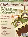 img - for Christmas Crafts 2003 from Crafts Magazine (53 Holiday Keepsakes issue) book / textbook / text book