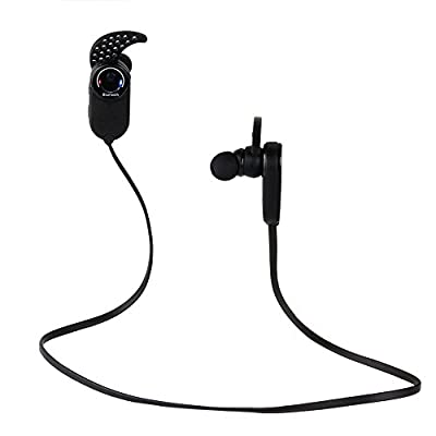 "Thefancyâ""¢ HV-803 Wireless Bluetooth 4.0 Stereo Sports Headphones, Outdoor / Running / Gym / Exercise Earbuds/ Headsets/ Earphones with Mic for iPhone 6Plus 5S 5C 5 4S 4, iPods,HTC,iPad Mini, Samsung Galaxy Note 3, Note 2, S5 S4, S3, S2,LG Optimus,LG ,Mo"