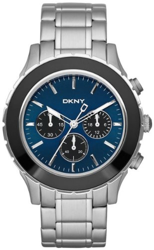 DKNY 3-Hand Chronograph Stainless Steel Men's watch #NY1512