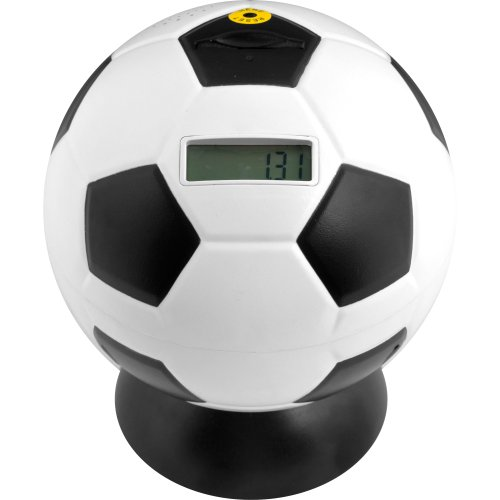 Trademark Games Soccer Ball Digital Coin Counting Bank image