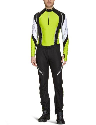 FISCHER Uni Warm Up Hose Tyumen, schwarz, XL, G20711