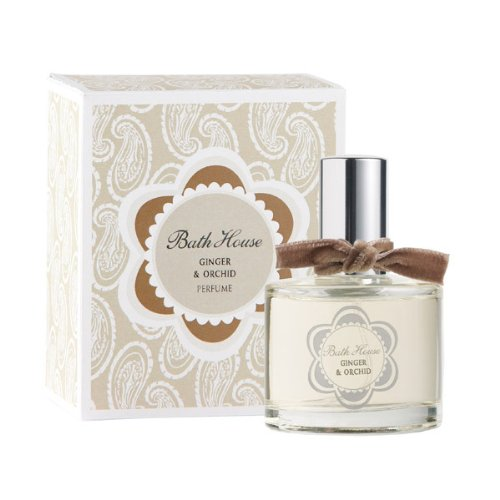Bath House Ginger Orchid Perfume 50ml perfume 50 Ml Bath