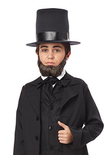 California Costumes Honest Abe Beard Child Costume, ACC - 1