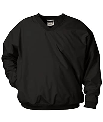 Badger - Microfiber Windshirt - 7618 - 2XL - Black by Badger