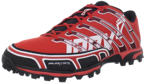 Inov-8 Mudclaw 265 Trail Running Shoe,Red/Black,6.5 M US