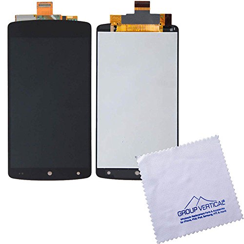 Touch Screen Digitizer + Lcd Assembly For Google Lg Nexus 5