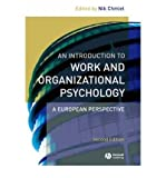 img - for [(An Introduction to Work and Organizational Psychology: A European Perspective )] [Author: Nik Chmiel] [Jun-2008] book / textbook / text book