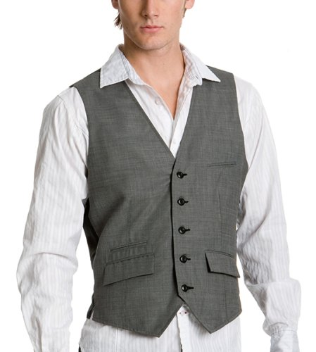 G by GUESS Top Vest - Buy G by GUESS Top Vest - Purchase G by GUESS Top Vest (GByGUESS, GByGUESS Vests, GByGUESS Mens Vests, Apparel, Departments, Men, Outerwear, Mens Outerwear, Vests, Wool, Mens Wool Vests, Wool Vests, )