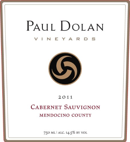 2011 Paul Dolan Vineyards Cabernet Sauvignon Mendocino County 750 Ml