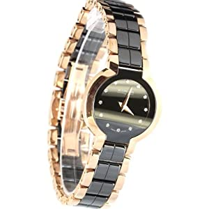 Wittnauer Ceramic Women's Quartz Watch 12P102