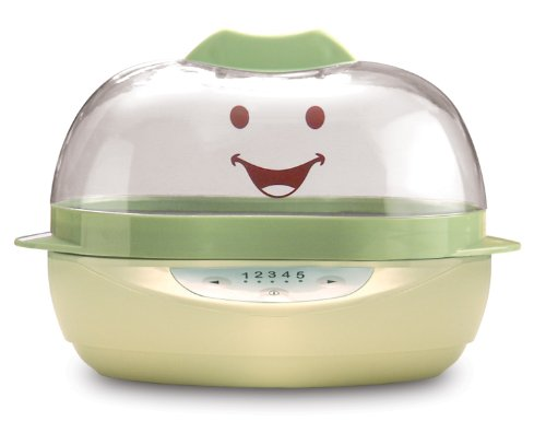 Baby Bullet BSR-0801N Turbo Food Steamer - 1