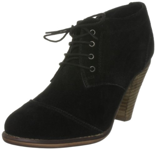 Ravel Women's Humble Black Lace Ups Boots Rlb928