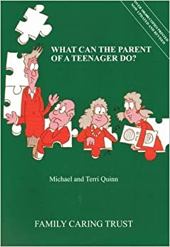 Cover of What can the parent of a teenager do?