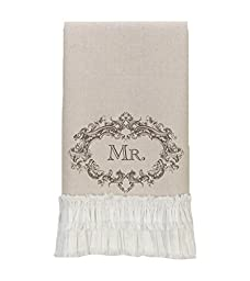 Lillian Rose Mrs. Tan Kitchen Towel, 13.75 x 8.5 by Lillian Rose