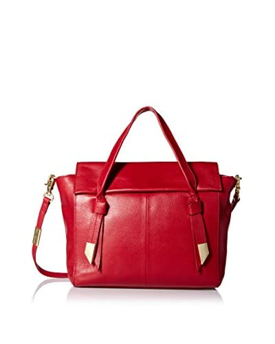 Foley + Corinna Women's Trillion Satchel, Ruby
