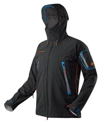 マムート【Mammut】 ノードワンド ジャケット メン  Nordwand Jacket Men ブラック[輸入品] (L)
