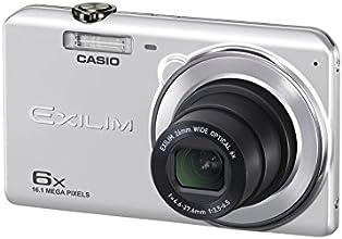 CASIO デジタルカメラ EXILIM EX-ZS27SR 広角26mm 光学6倍ズーム プレミアムオート 1610万画素 シルバー