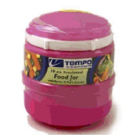 10fj6 10 Oz Plastic Foam Insulated Food Jar - Multi (Plastic 10 Oz Jar compare prices)