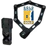Abus BordoGranit X Plus, Folding lock
