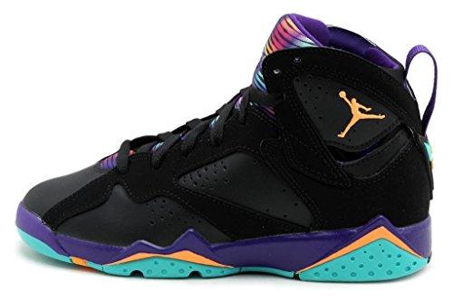 Nike Air Jordan 7 Retro Vii Gs Lola Bunny Black Purple Size 6.5Y