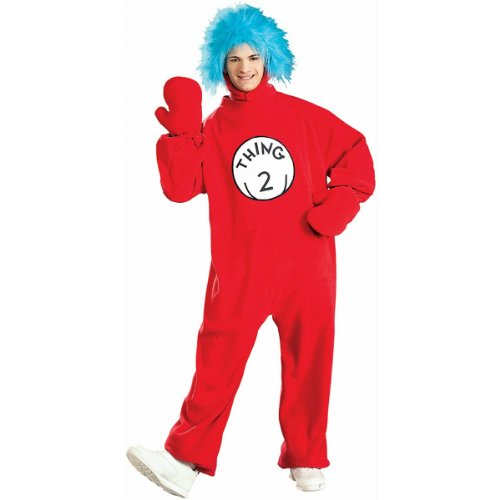 The Cat In The Hat Thing 2 Adult Costume - Adult Costumes