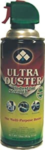 ULTRA DUSTER COMPRESSED AIR CAN SAFE