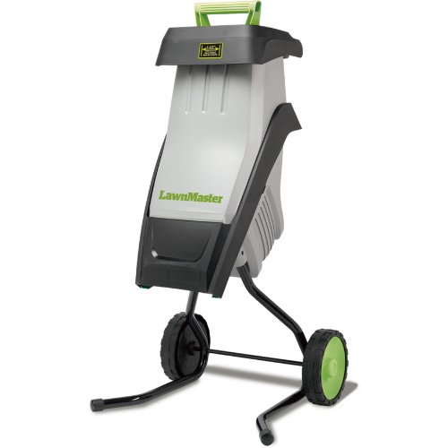 Sale!! LawnMaster FD1501 Electric Chipper Shredder