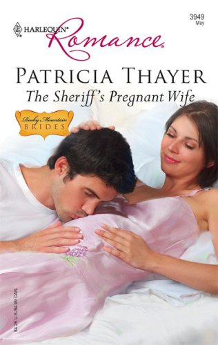 Image for The Sheriff's Pregnant Wife (Harlequin Romance)