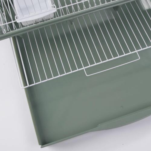 Image of Prevue Hendryx-Clean Life Small Flight Cage (SP850WW)