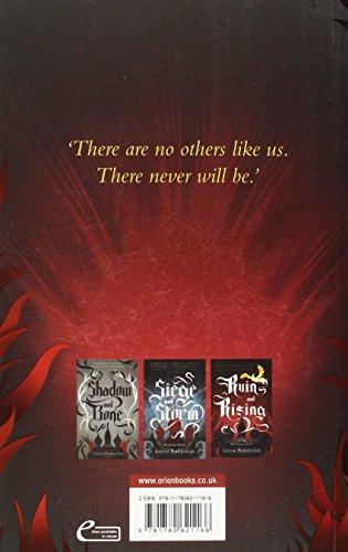 Ruin and Rising: 3 (The Grisha)