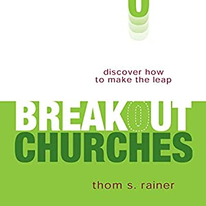 Breakout Churches Audiobook