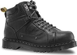 Dr. Martens Men\'s Diego Lace up Boot,Black,9 F(M) UK / 10 D(M) US