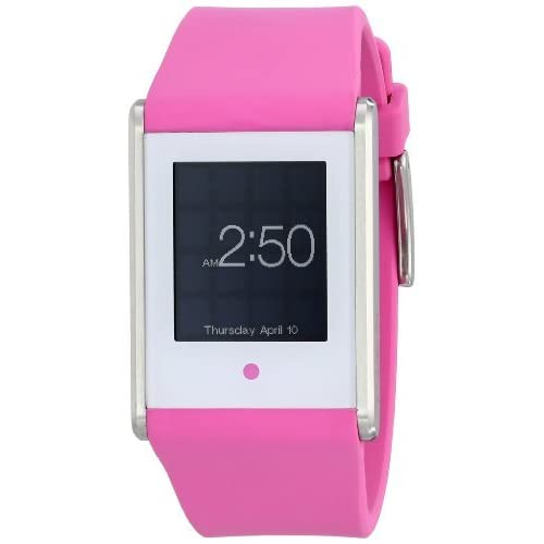 時計 Phosphor Unisex TT06 Touch Time Digital Display Quartz Pink Watch メンズ 男性用 [並行輸入品]