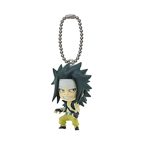 Bandai Fairly Tail Figure Mascot Swing Keychain Part-2~Gajeel Redfox