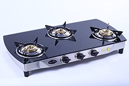 Care SC GLS 301 Gas Cooktop (3 Burner)