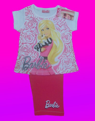 Official Barbie Girls Pyjamas 18-24 Months
