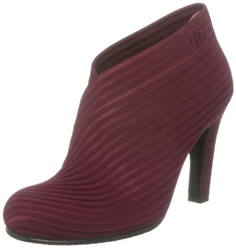 United Nude Women's Fold Hi Bordeaux Ankle Boots 4808016033 4 UK