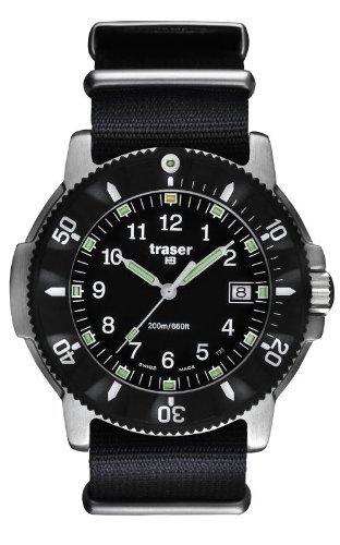 Traser H3 professionale orologio Navigator con la Nato-Strap