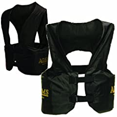 Adams Adult Blocking Rib Vest by Adams USA