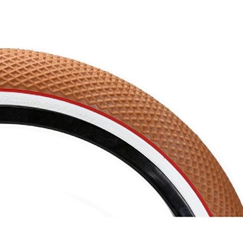 Cult Vans BMX Tire 20x2.35 Gum/White Wall (Bmx Cult Tires compare prices)