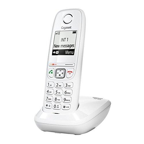 Gigaset AS405 Téléphone sans fil DECT/GAP Blanc