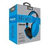 iFrogz IF-CFB-BLU Audio Coda Forte Bluetooth Headphones with Mic - Blue