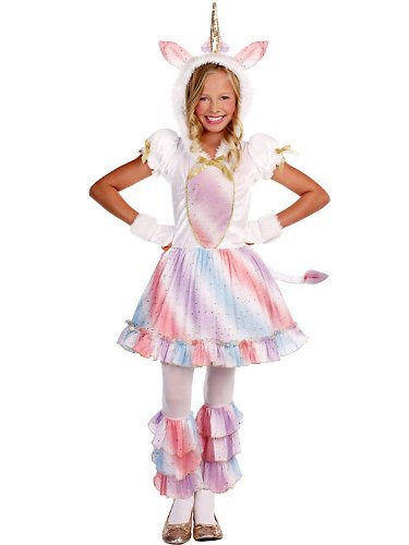 Dreamgirl - Lil' Enchanted Unicorn Child Costume